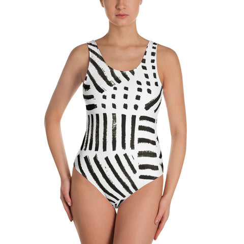 Imperfect Clizia One-Piece Swimsuit_Dots&Dashes