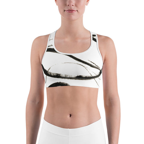 Imperfect Wave Clizia Sports bra