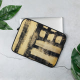 Imperfect Gold Laptop Sleeve - 15 in