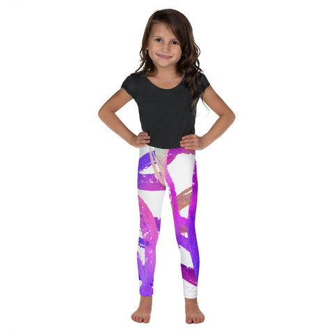 Clizia Kolor Kid's Leggings - Arcobaleno