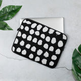 Imperfect Dots Laptop Sleeve