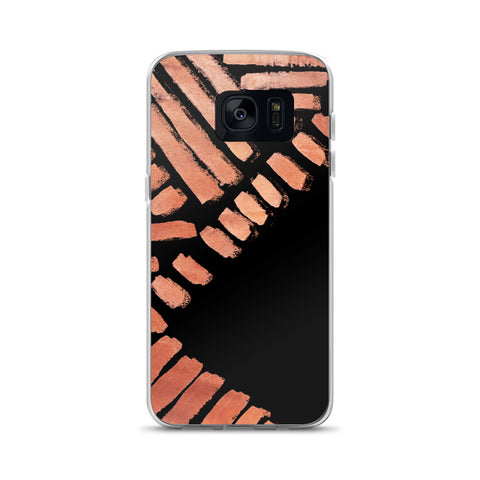 Imperfect Copper Samsung Case