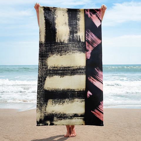 Imperfect Colors Towel