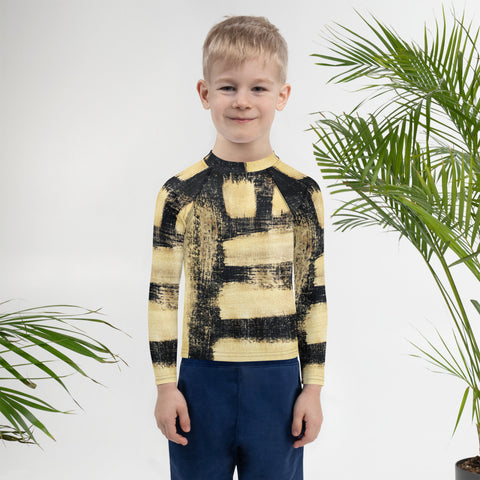 Imperfect Sun Kids Rash Guard