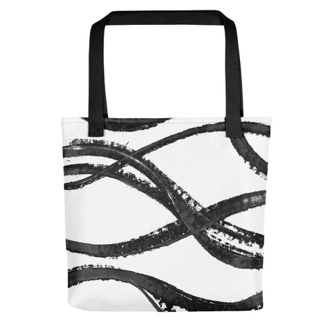 Imperfect Flow 1 Clizia Tote bag