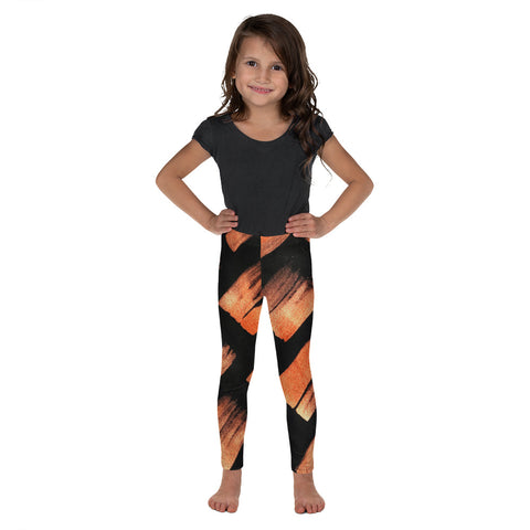 Imperfect asymmetric Kid's Leggings
