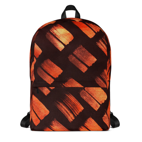 Imperfect Fire Backpack
