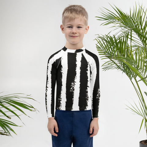 Imperfect Kids Kids Rash Guard