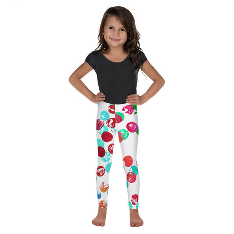 Clizia Kolor Kid's Leggings - Moons