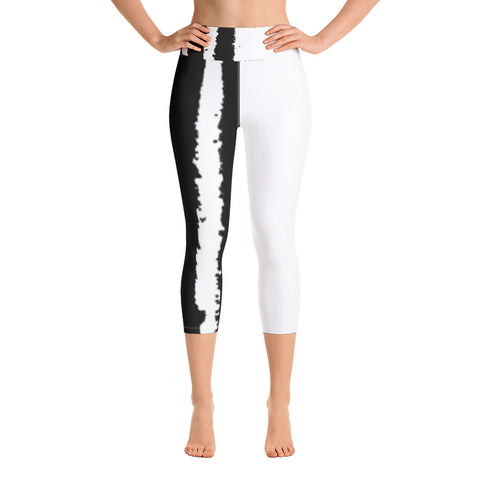 More Than Imperfect Yoga Capri Leggings