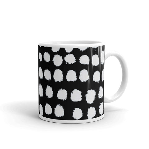Imperfect Clizia Dots Mug