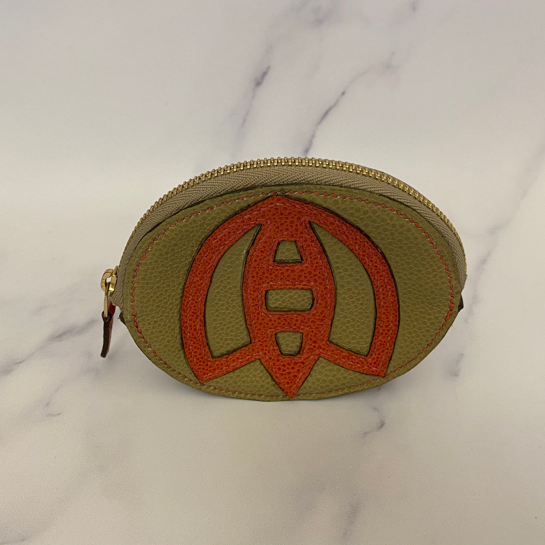 Appliqué Coin Purse