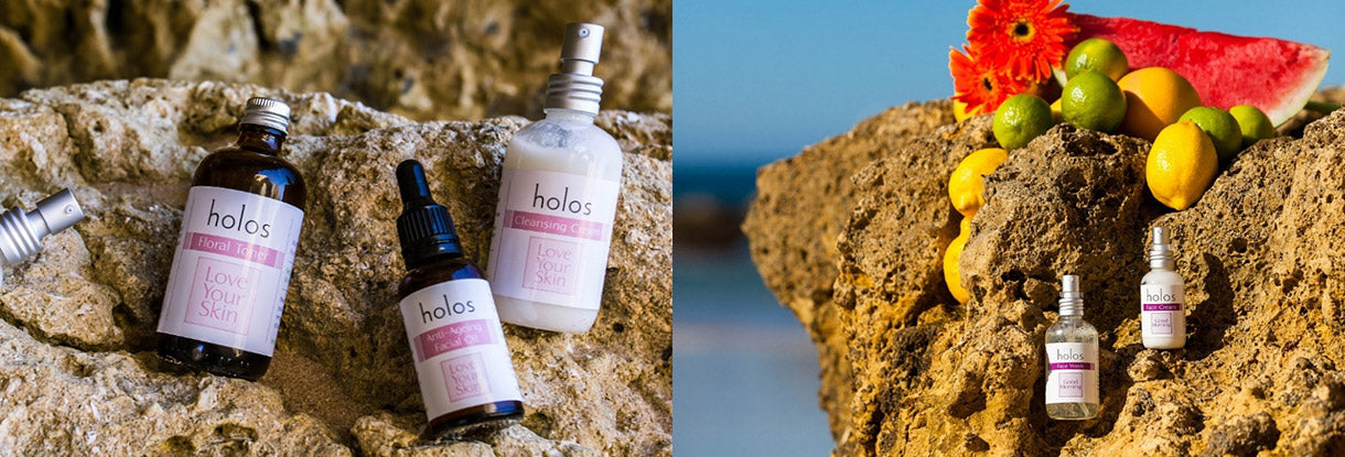 Holos Natural Skincare from Ireland