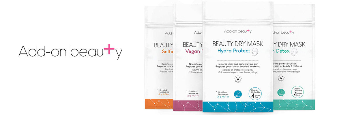 Add On Beauty Dry Sheet Masks