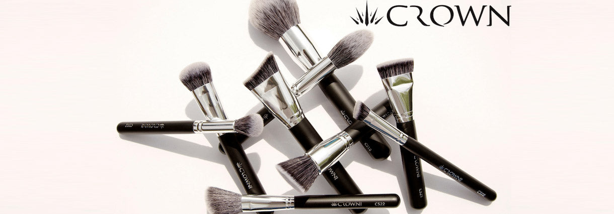 Crown Makeup Brushes