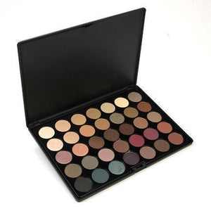 Crown Brush 35 Colour Timeless Eyeshadow
