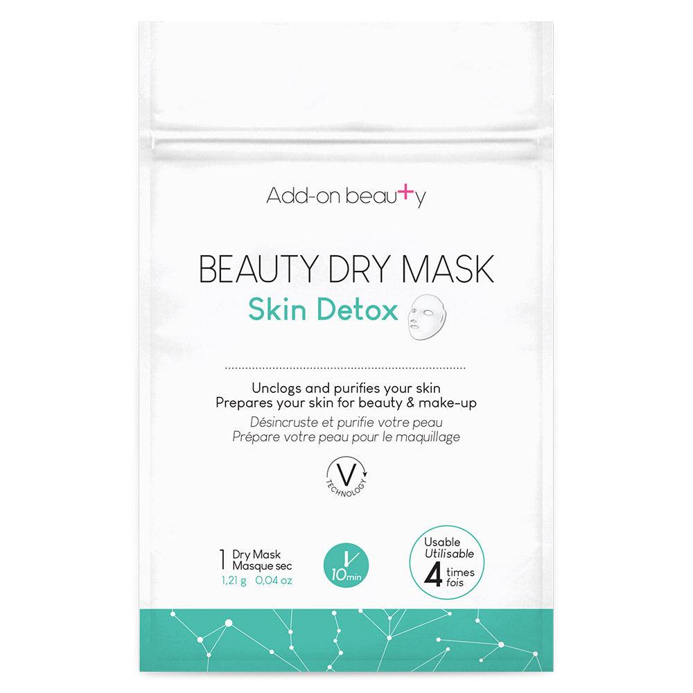 Add-on beauty - Beauty Dry Mask, Skin Detox