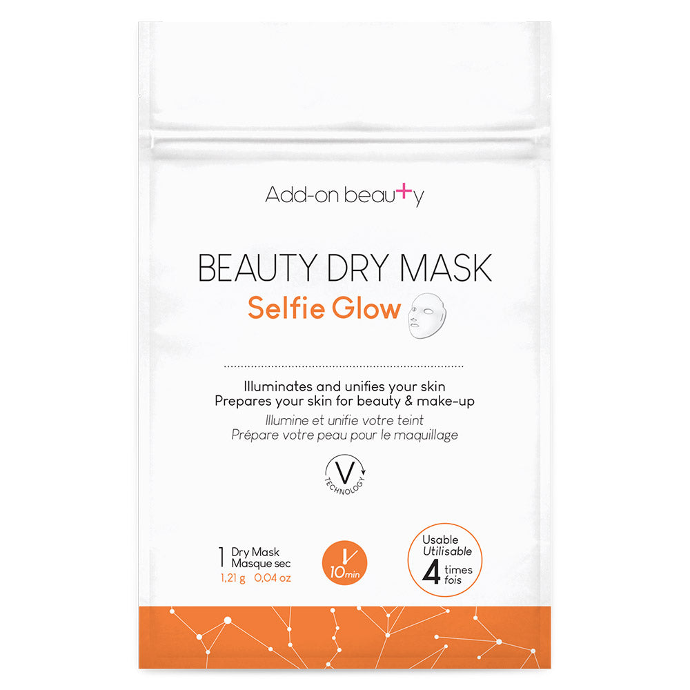 Add-on beauty - Beauty Dry Mask, Selfie Glow
