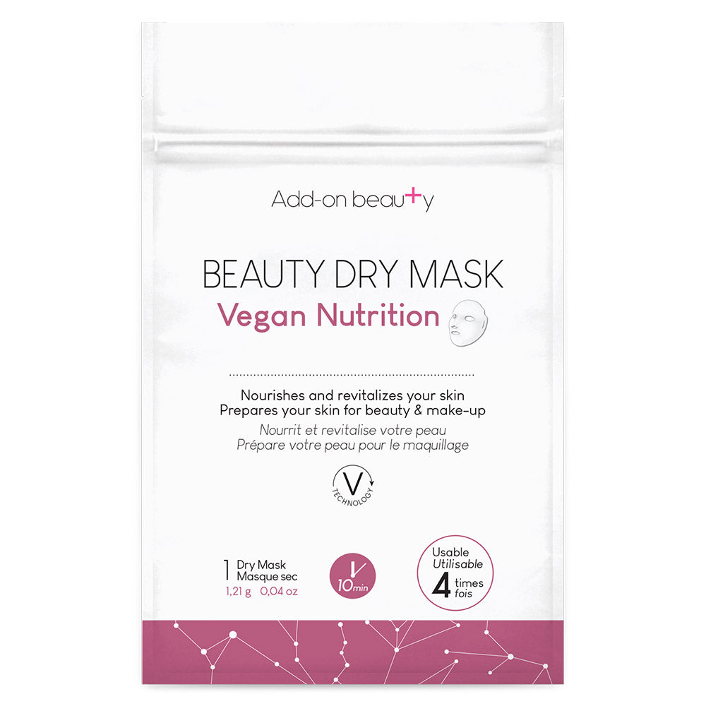 Add-on beauty - Beauty Dry Mask, Vegan Nutrition