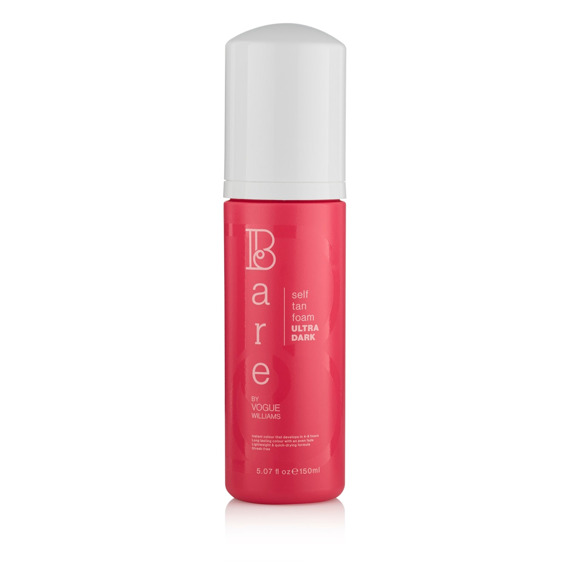 Bare by Vogue - Self Tan Foam - Ultra Dark - 150ml