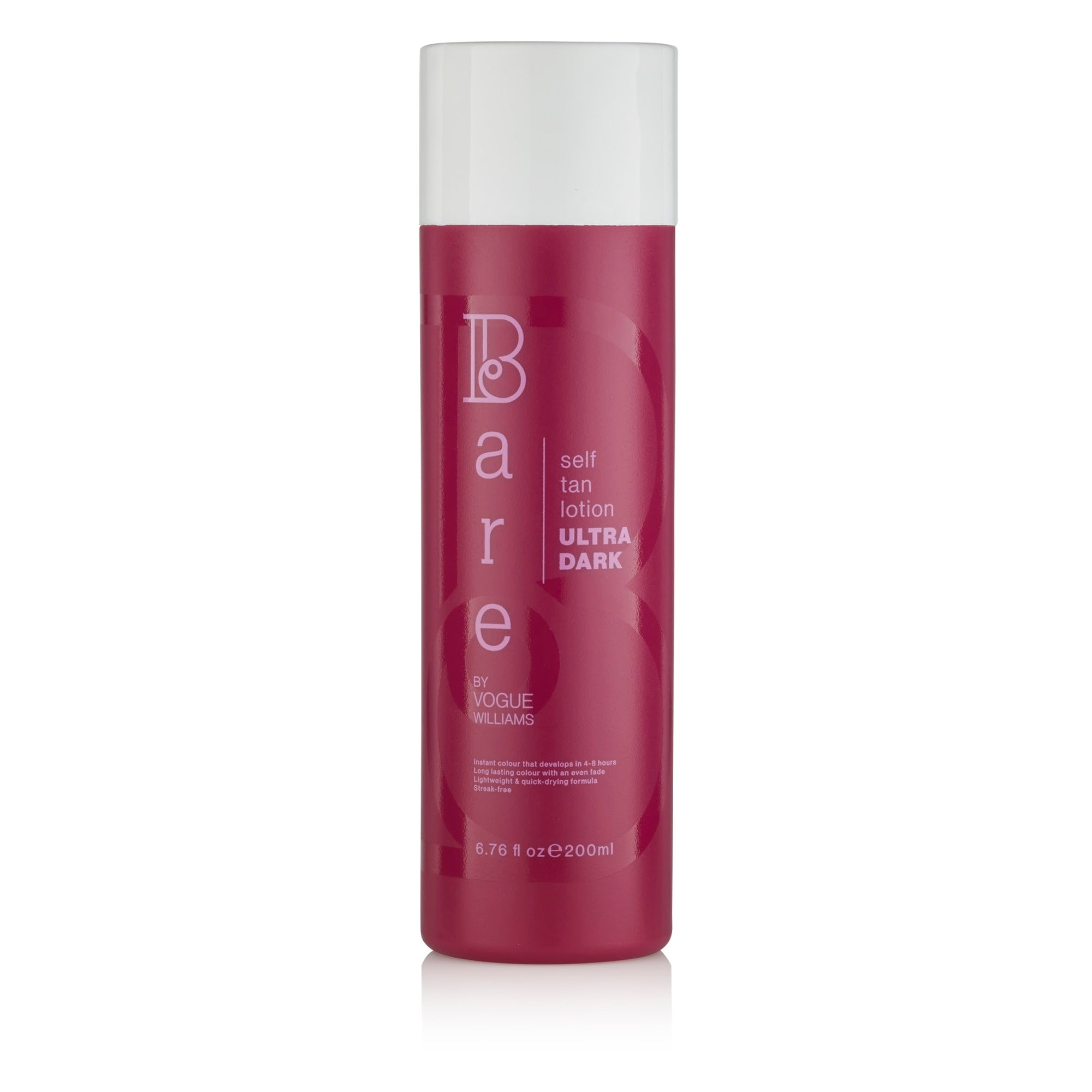 Bare by Vogue - Self Tan Lotion - Ultra Dark - 200ml