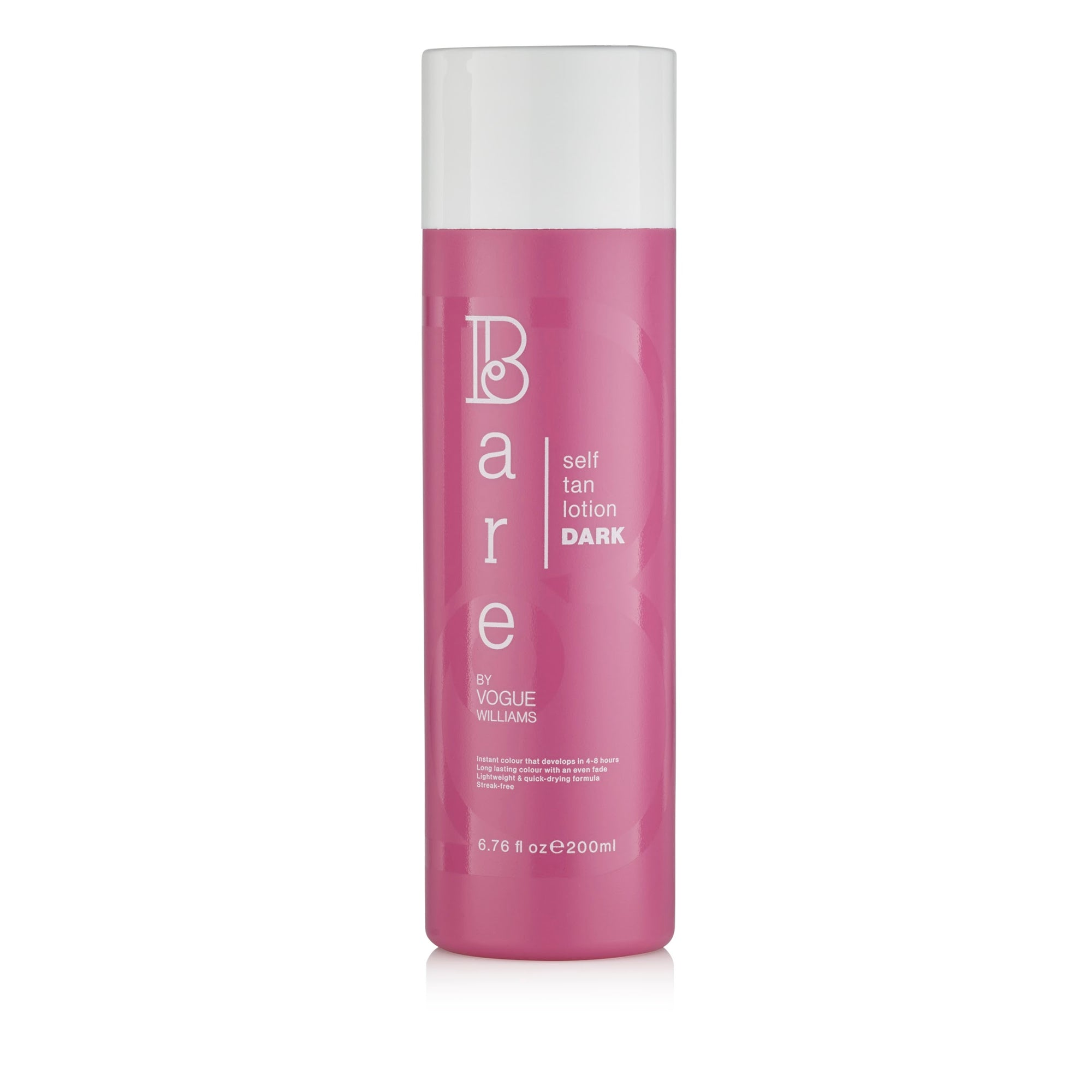 Bare by Vogue - Self Tan Lotion - Dark - 200ml