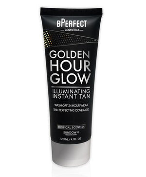BPerfect Cosmetics Golden Hour Glow Illuminating Instant Tan