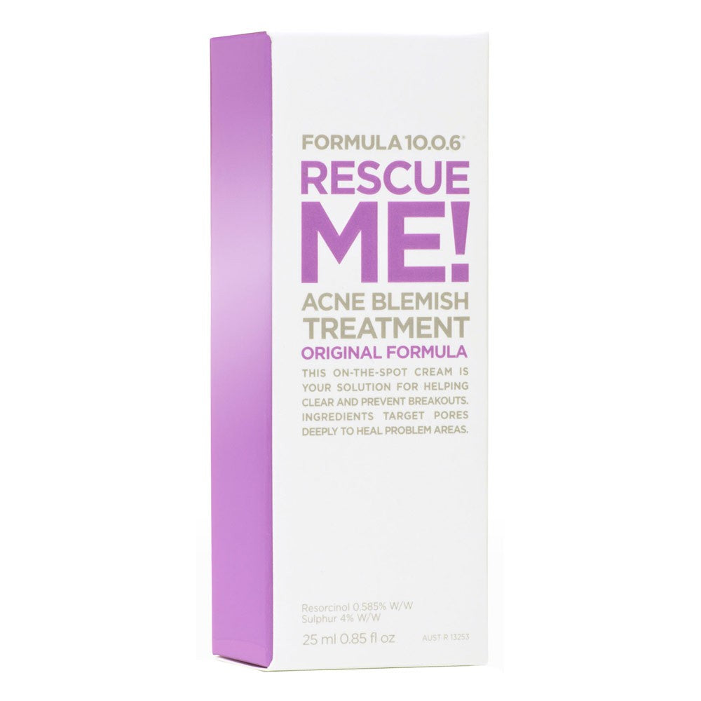 Formula 10.0.6 Rescue Me - Blemish Care Original Formula 0.85 floz (25ml)