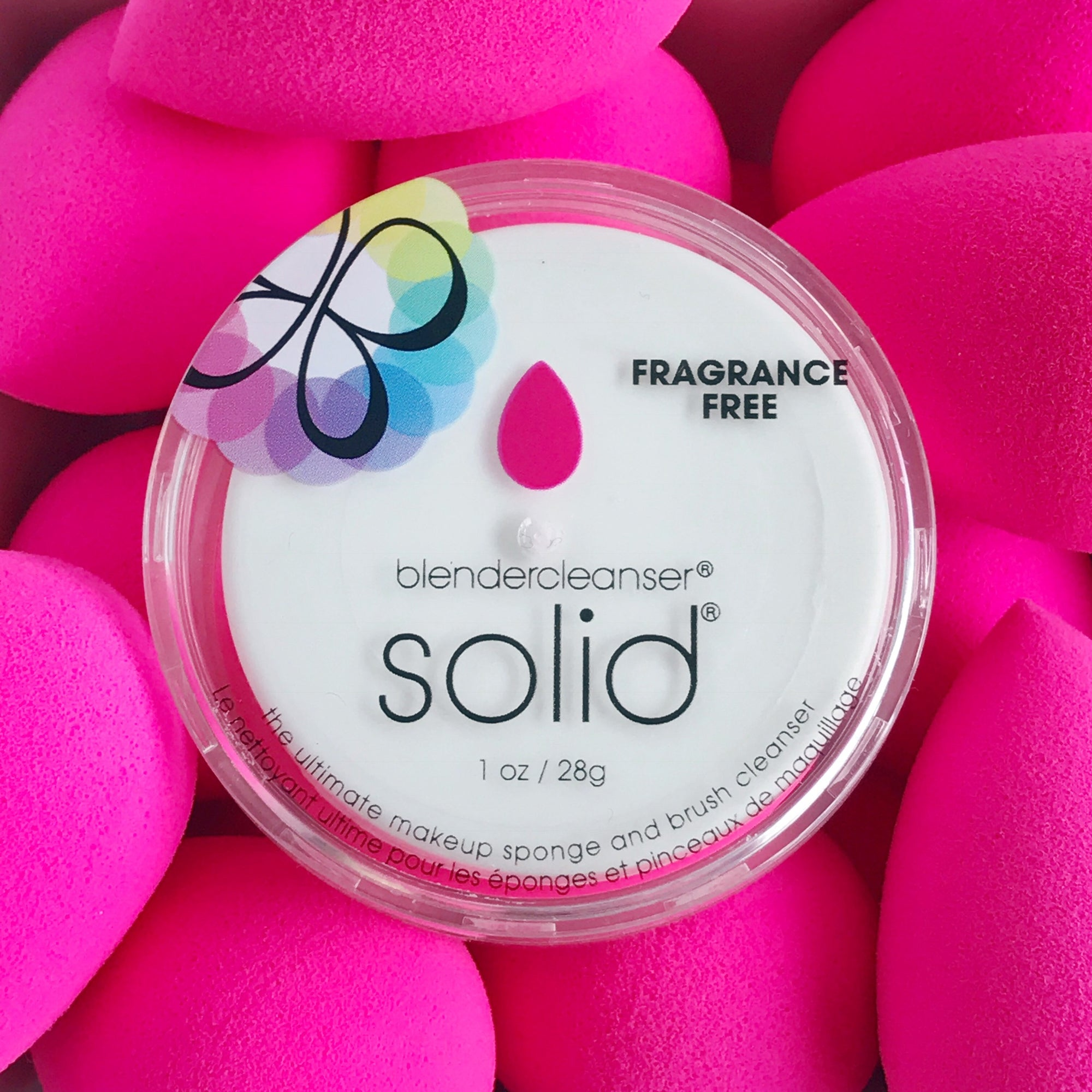 Beautyblender Solid Cleanser 1oz
