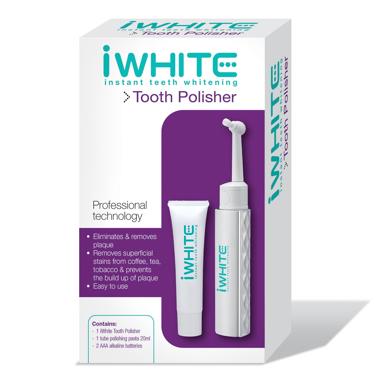 iWhite Instant Teeth Whitening - Tooth Polisher