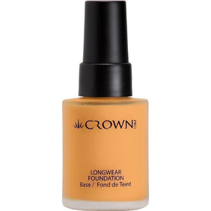 Crown Brush Longwear Foundation - Beige