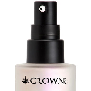 Crown Brush Frosted Pink Glow Liquid Illuminator