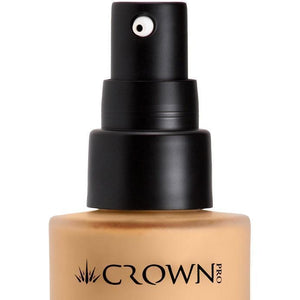 Crown Brush Longwear Foundation - Fair