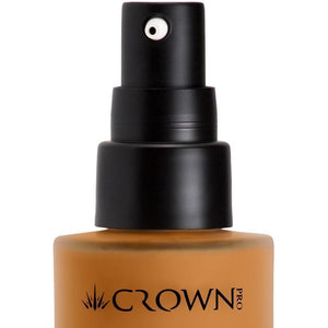 Crown Brush Longwear Foundation - Tan
