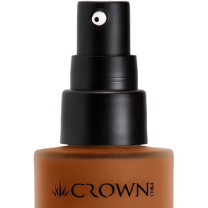 Crown Brush Longwear Foundation - Dark