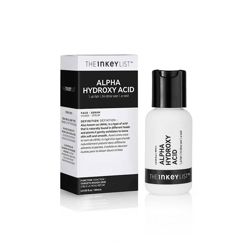 The Inkey List Alpha Hydroxy Acid Serum (30ml)