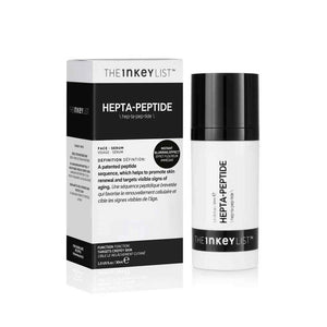 The Inkey List Hepta-Peptide Serum (30ml)
