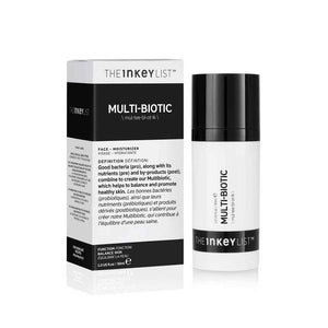 The Inkey List Multi-Biotic Moisturiser (30ml)