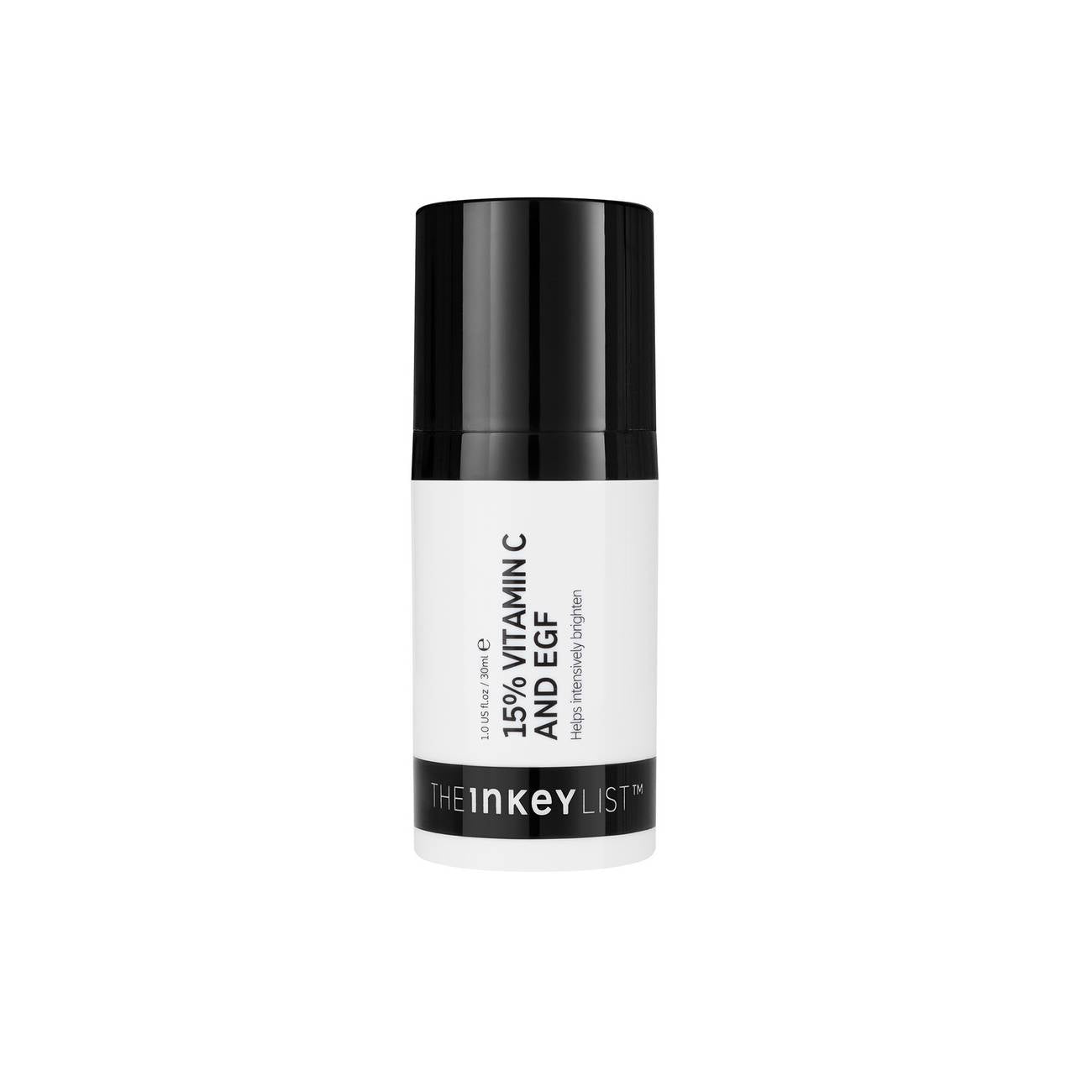 The Inkey List 15% Vitamin C + EGF Serum (30ml)