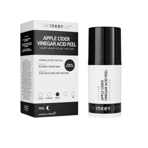The Inkey List Apple Cider Vinegar Peel (30ml)