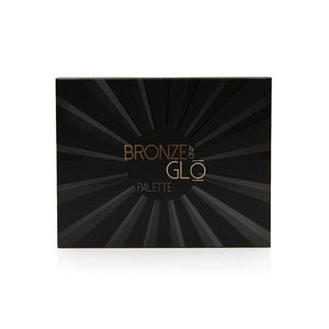 Crown Brush Bronze and Glo Palette