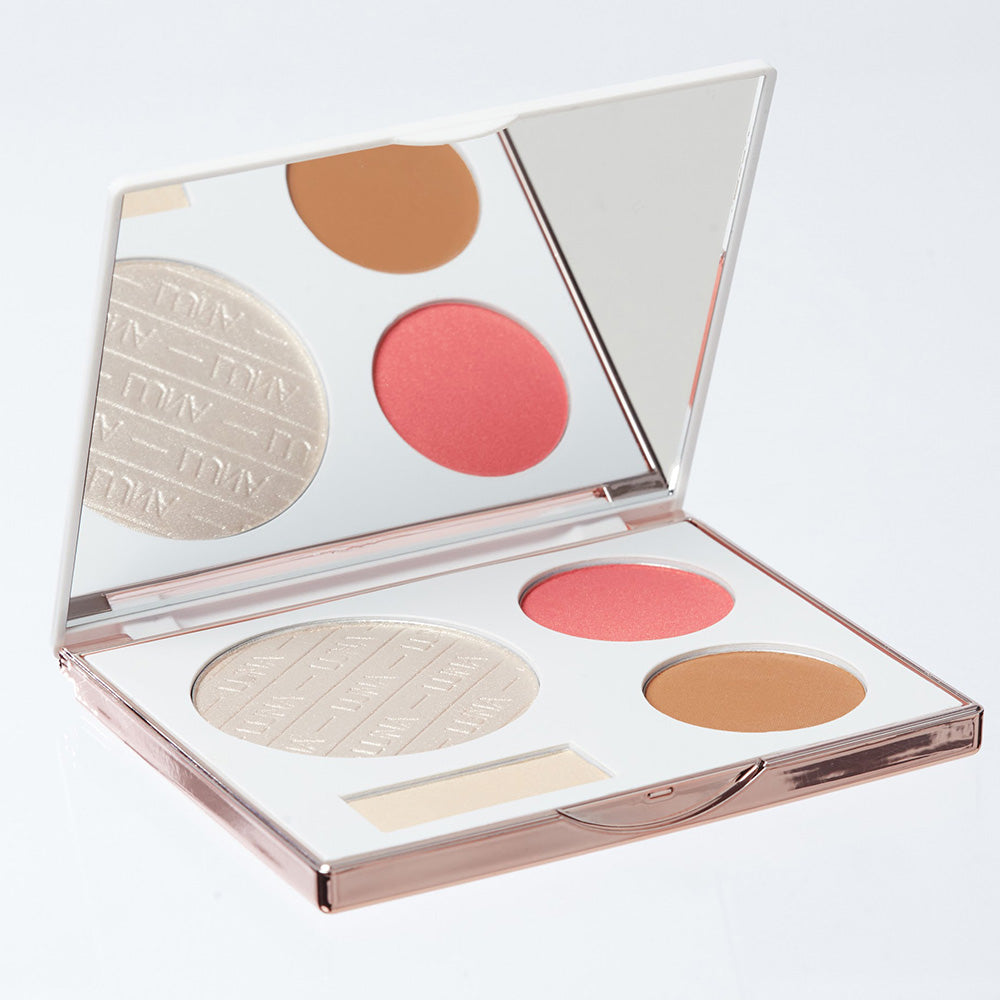Pearl & Glow Face Palette