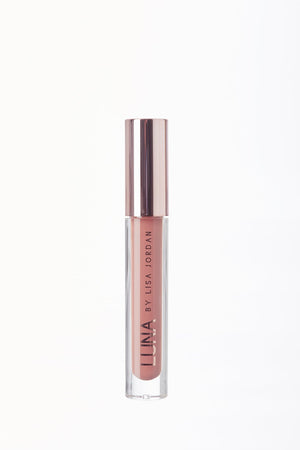 LUNA by Lisa Jordan - Lip Gloss Collection - Blush Edition