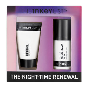 The Inkey List Night Time Renewal Kit