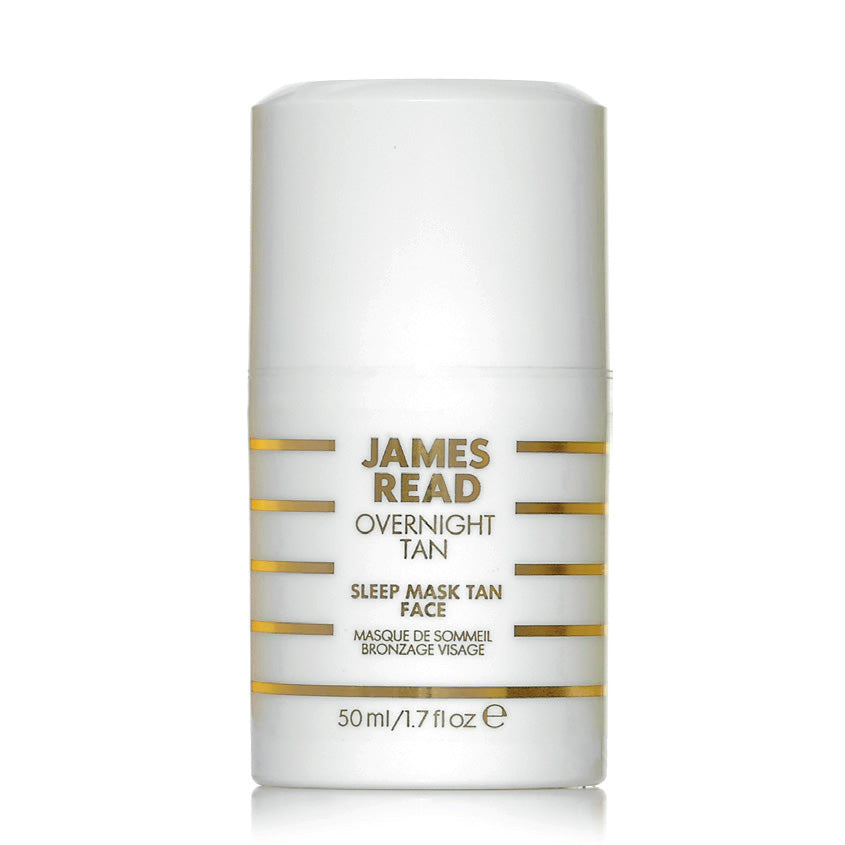 James Read Sleep Mask Tan Face Light / Medium 50mls