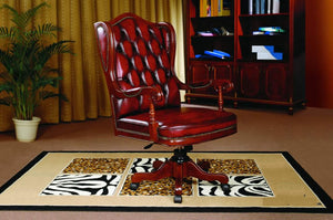 EXECUTIVE OFFICE CHAIR - Classic Chesterfield