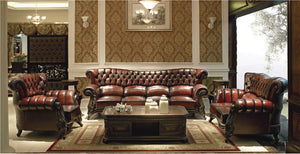 CAMBRIDGE CHESTERFIELD-Limited Edition - Classic Chesterfield