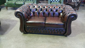 DUNHILL CHESTERFIELD - Classic Chesterfield