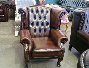 PRINCE OF WALES CHESTERFIELD - Classic Chesterfield