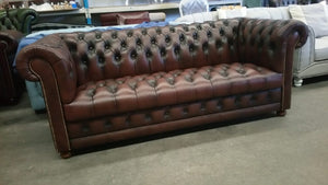 MANCHESTER CHESTERFIELD - Classic Chesterfield